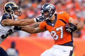 Denver Broncos vs St. Louis Rams NFL preseason